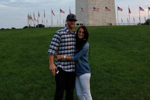 Bryce Harper's Girlfriend May Be BYU Soccer Player Kayla Varner