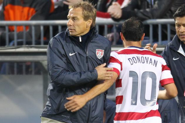 Jozy Altidore, Landon Donovan: Absence Will Hurt Yanks in World Cup Qualifying