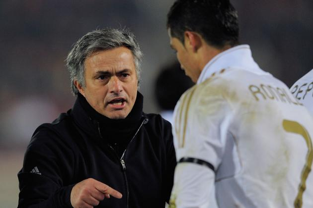 Cristiano Ronaldo or Jose Mourinho: Which Loss Would Hurt Real Madrid More?