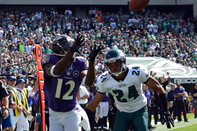 Philadelphia Eagles: What's Wrong with Nnamdi Asomugha?