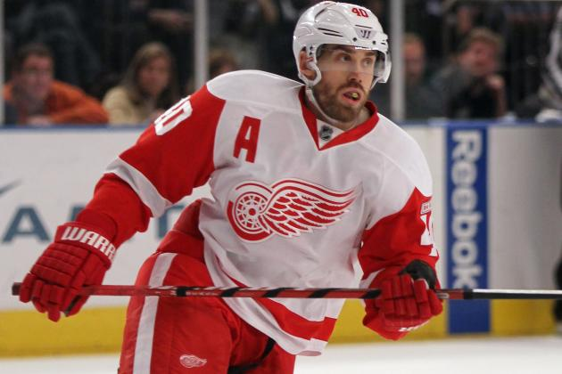 Detroit Red Wings: What Henrik Zetterberg Signing Means