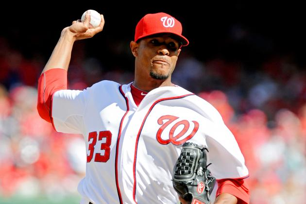MLB Playoffs 2012: Why the Washington Nationals Are Facing Elimination