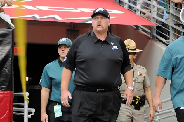 Is Andy Reid Causing the Philadelphia Eagles to Underachieve?
