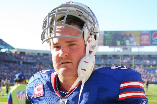 Kyle Williams Doesn't Practice Wednesday for Bills