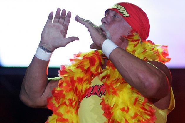 Hulk Hogan Interview: Sex Tape Release, Aces & 8s Reveal