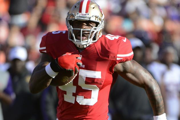 Brandon Jacobs Unhappy with 49ers