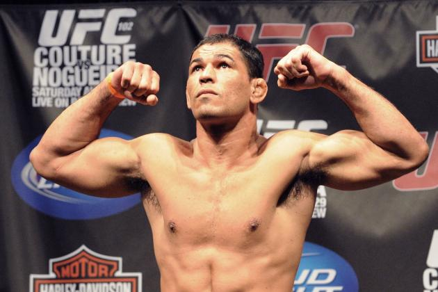UFC 153 Fight Card: Can Nogueira Still Compete with MMA's Best Heavyweights?