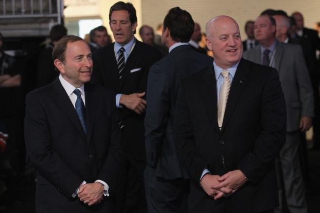NHL Lockout 2012: Lost Revenue Adds Irony to Labor Stoppage