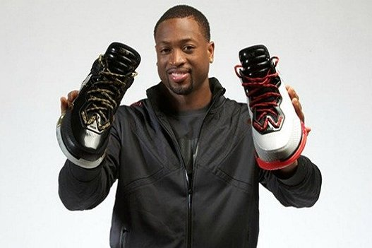 Dwyane Wade Unveils New Li-Ning Signature Shoes