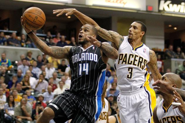 Bond between Jameer Nelson and Jacque Vaughn is key for the Magic