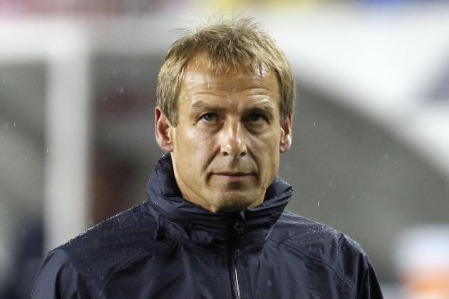 US Men's Soccer: Why a 4-2-3-1 vs. Antigua & Barbuda Is Best