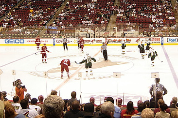 City of Glendale to Extend Coyotes Lease Agreement Another 30 Days