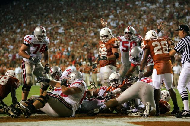 Ohio State Football: 2022-23 Texas Series Makes OSU Big Ten's Scheduling Leader