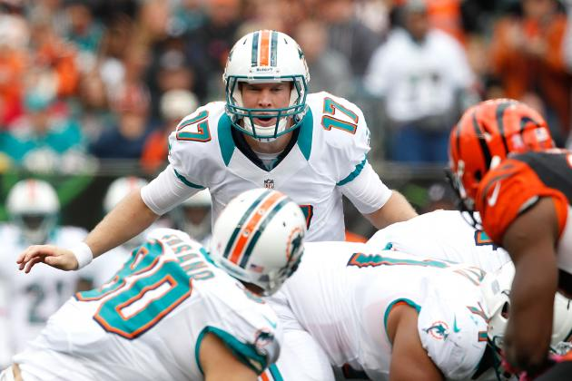 2012 Miami Dolphins: Miami Is Rebuilding, but Still an AFC Playoff Contender