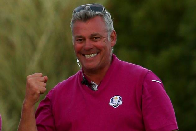 Clarke Denies Being Offered Ryder Cup Captaincy