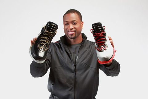 Breaking Down Dwyane Wade's New Li-Ning Shoe Line