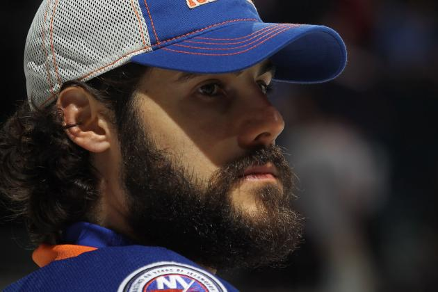 NHL: Rick DiPietro Heads to Germany for Lockout