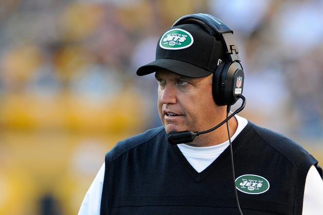 Rex Ryan's Newly Aggressive Style Makes the New York Jets a Better Team