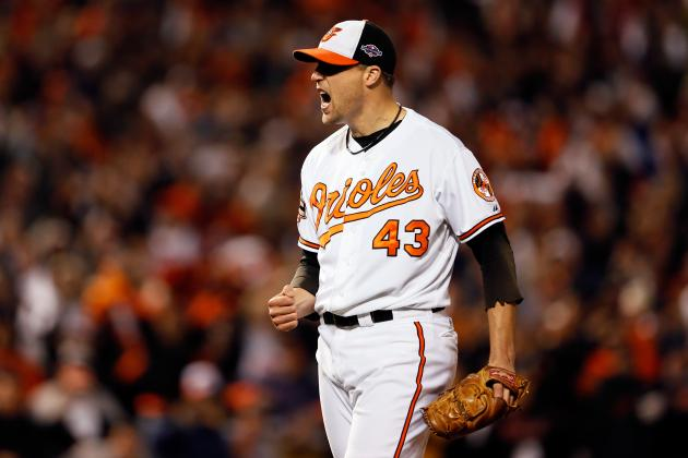 ALDS 2012: Jim Johnson Fails Again for the Baltimore Orioles in Game 3