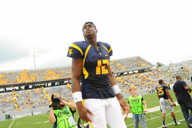 Geno Smith Scouting Report: Breaking Down the West Virginia Quarterback