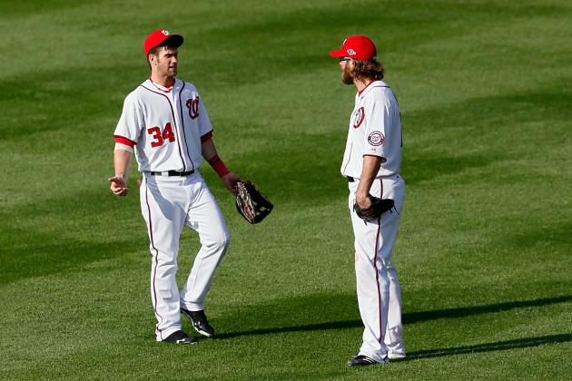 Struggling Bryce Harper Remains Confident