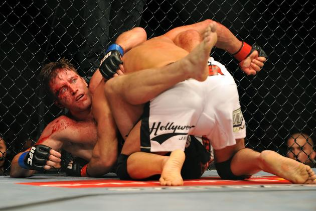 UFC 153: Silva vs. Bonnar Pits Top-Line Pros vs. Little League Squad