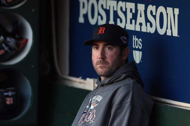 Tigers' Fortunes Hinge on Justin Verlander