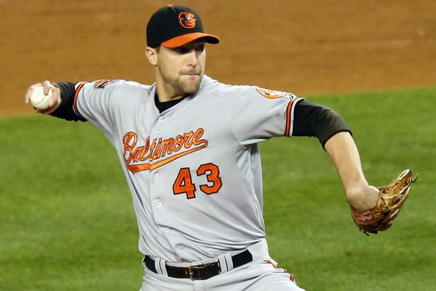2012 ALDS: New York Yankees Give Baltimore Orioles an October Lesson