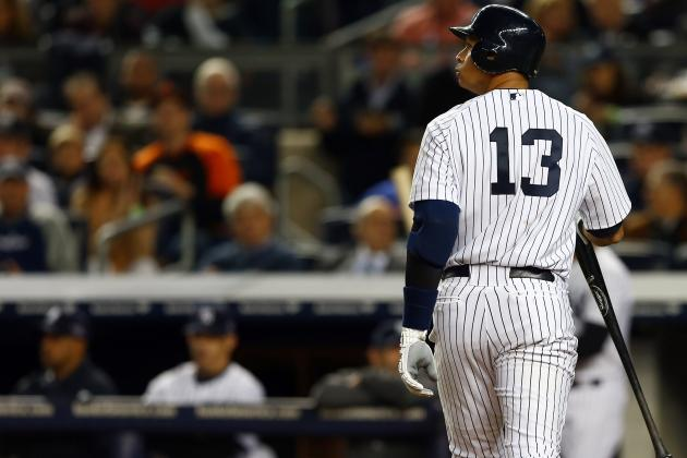 Alex Rodriguez: October Struggle at the Plate Not Surprising