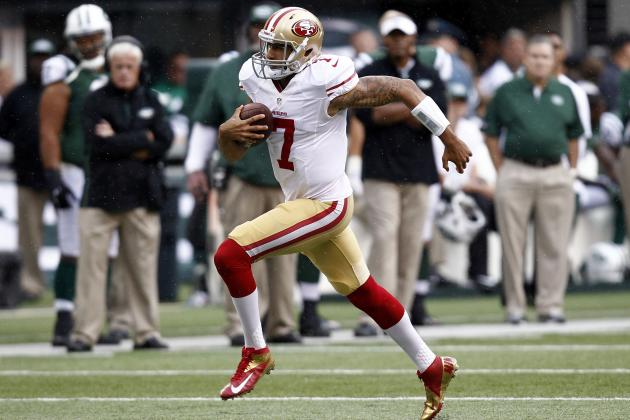 San Francisco 49ers: 3 Ways Kaepernick Will Continue to Earn Snaps This Season