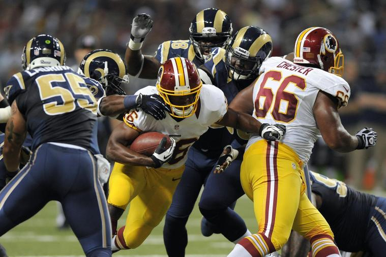 Why the Rams Are Loving the Redskins' Losing Record