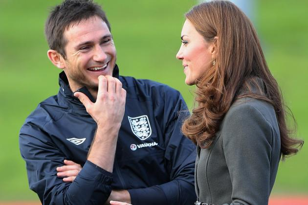 Frank Lampard out of England World Cup Qualifier Against San Marino