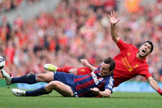 Luis Suarez: Reaction All About the Dive; Why Are Attacks on Him Being Ignored?