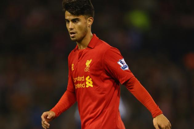 Liverpool's Suso Close to Agreeing New Contract at Anfield