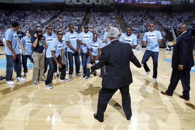 UNC Basketball: Tipping off the Season 'Late Night with Roy' Style