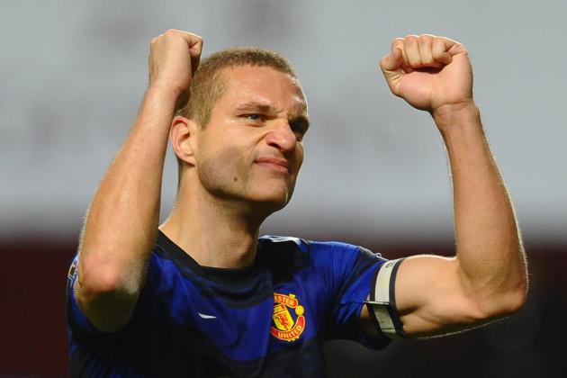 Manchester United: Nemanja Vidic Rules out Move to Juventus or Barcelona