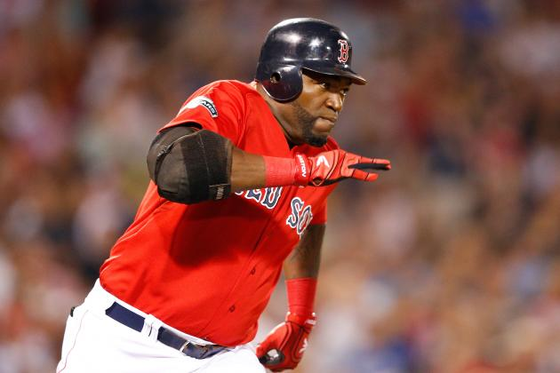 Report: Red Sox, Ortiz Contract Talks to Get 'Serious' Next Week