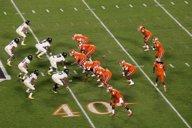Why Defense Is on the Decline in 2012 College Football Season