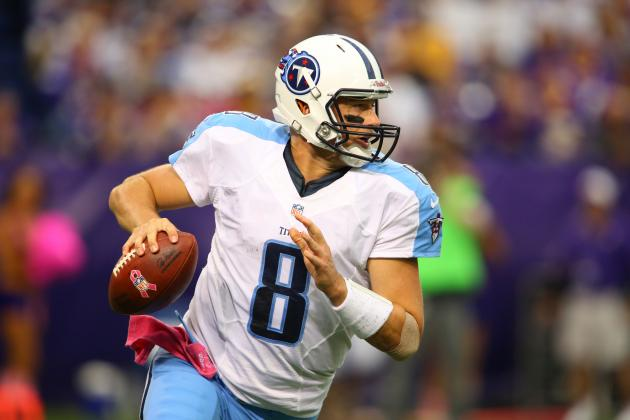 Matt Hasselbeck: Fantasy Owners Must Bench Titans QB in Week 6 vs. Steelers