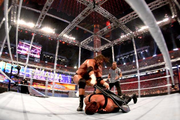 WWE Hell in a Cell 2012: Looking at How HIAC Matches Have Evolved over 15 Years