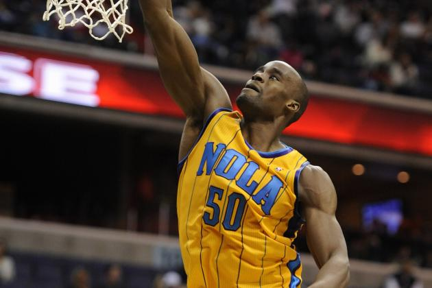 Emeka Okafor Anxious to Make Wizards Debut