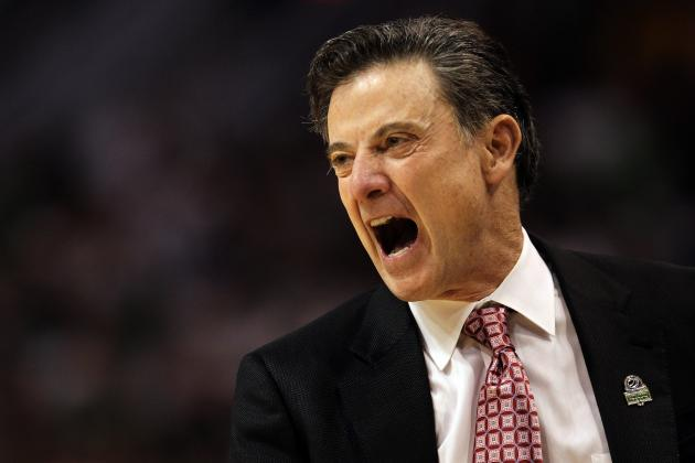 Rick Pitino No Longer Plans to Retire in 2017