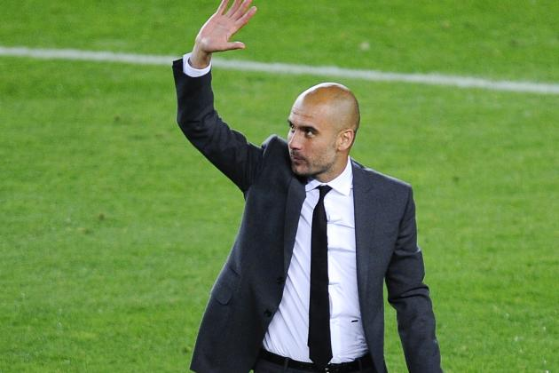 Report: AC Milan in Talks with Pep Guardiola