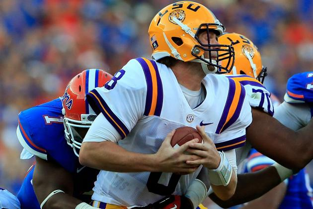 LSU Football: Tigers' Brutal Second Half Stretch Will Ruin Their BCS Dreams