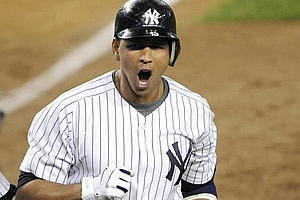 A Bronx Tale: Can Raul Ibanez's Feat Wake the Sleeping Alex Rodriguez?