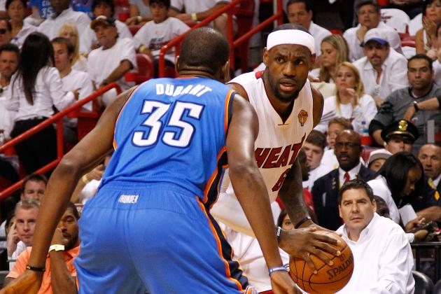 LeBron James: Can the Miami Heat Star Repeat as MVP?