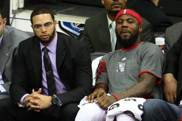 DeShawn Stevenson Strikes Back at Deron Williams