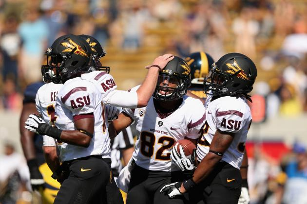 Arizona State Sun Devils vs. Colorado Buffaloes Betting Odds, Preview and Pick