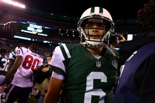 Mark Sanchez: Rex Ryan's Faith in QB Won't Last Long Without Big Improvements