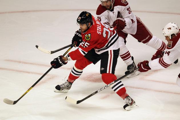 Hawks' Stalberg Signs in Swedish Elite League
